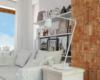 Wohnwand 3D Echt- Holz Wandpaneele DADO