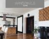 3D Wandpaneele Holzverblender im Wohnzimmer