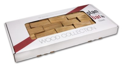 Echtholzverblender 3D Wandverkleidung 3D Holz WIDE natural Look - NEU