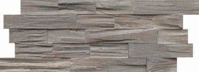 Echtholz Wandpaneele - INDO Axewood Bangkirai White Washed