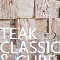 Teak Classic & Cube