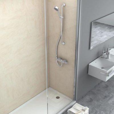 Arenisca Bastei - Badezimmer Fliesen überkleben