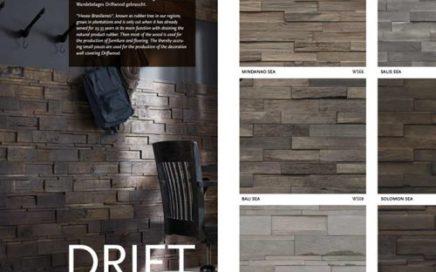 Driftwood Bali Sea – Wandverkleidung aus Altholz