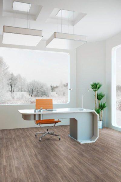 Starclic Office Aspen Oak Silver