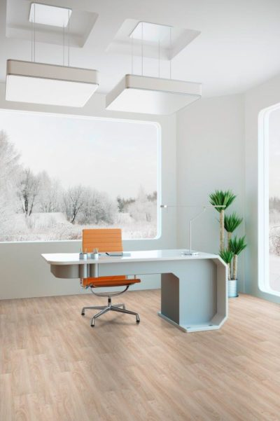 Starclic Office Aspen Oak White – Design der Extraklasse