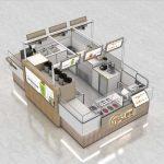 Der Bubble-Tea Bar Ladenbau: alles aus einer Hand