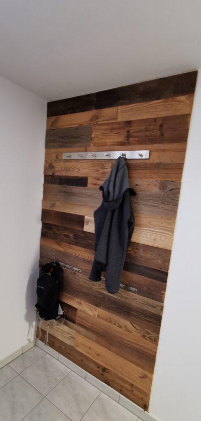 Holzwandverkleidung