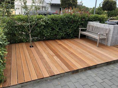 terrassenplanung