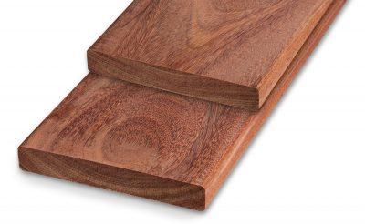 Terrassendielen Cumaru Premium rot ca. 21x145x1830 mm