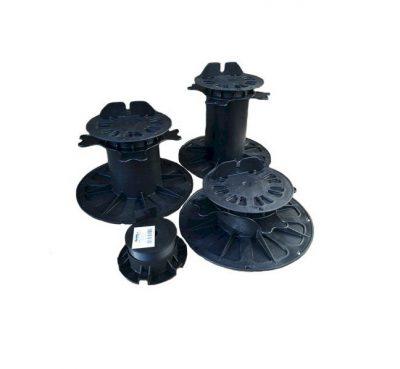 Verstellfuß Kunststoff 25-40 mm