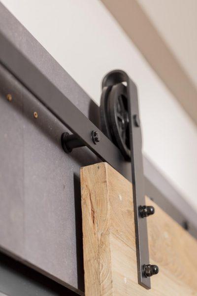 INDO Barndoor Multi Dunwich – handgemachte Holztüren mit Montageset