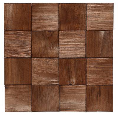 Wood Collection Quadro – geometrische Wanddekoration