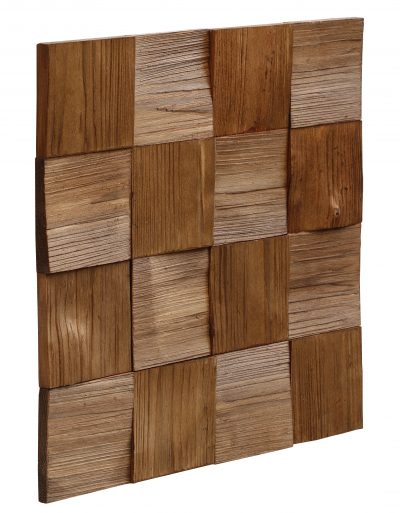 Wood Collection Quadro3 – geometrische Wanddekoration