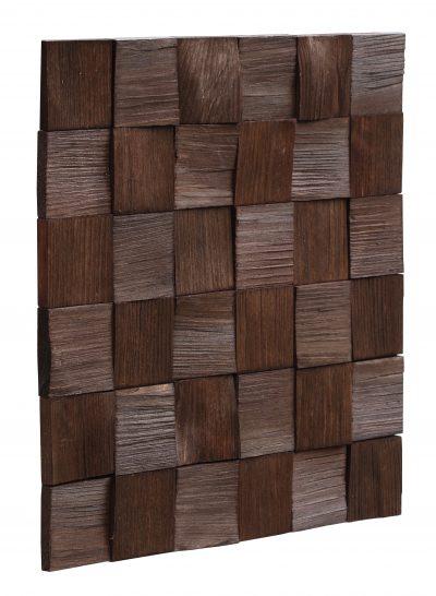 Wood Collection Quadro Mini: Geometrie trifft Natur